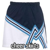 Cheer Skirts and Shorts
