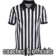 Custom Officials Uniforms and Referee Shirts