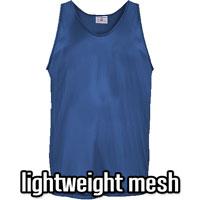 Mini Mesh and Tricot Mesh Customizable Basketball Jerseys