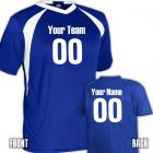 cdc54818199 Sweeper Custom Soccer Jersey with Your Team Name Player Name and Numbers