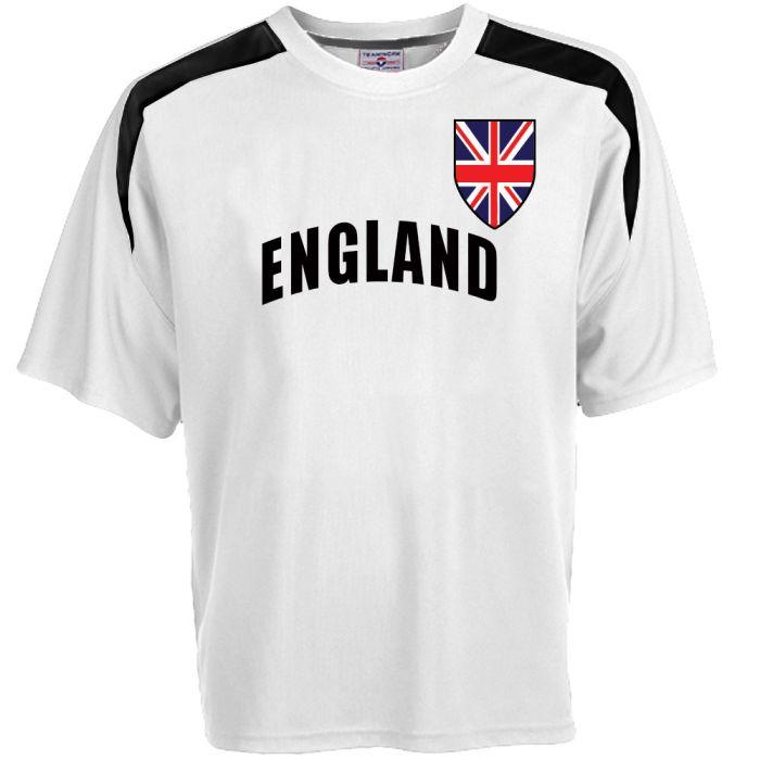 74ce9280a custom England Soccer jersey