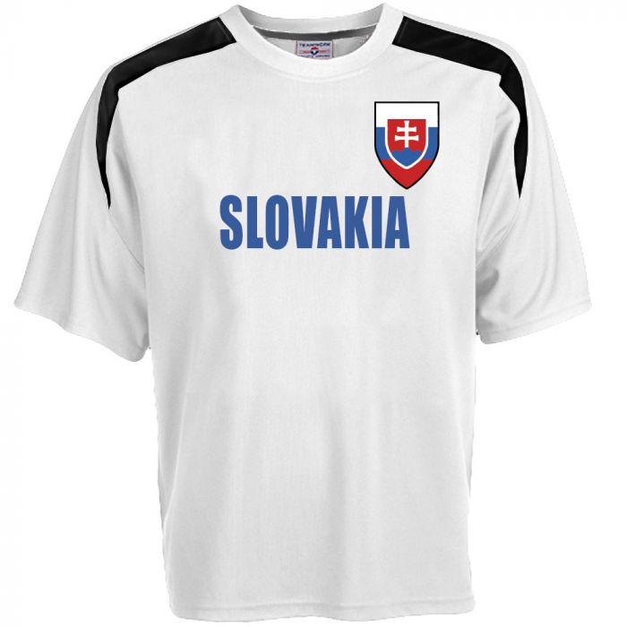 online store 7f311 92c7e Custom Slovakia Soccer Jersey Personalized with Your Names and Numbers