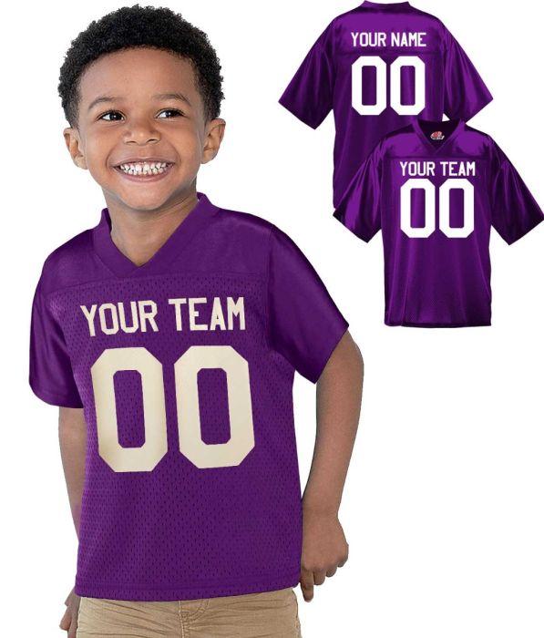 custom football jersey design online