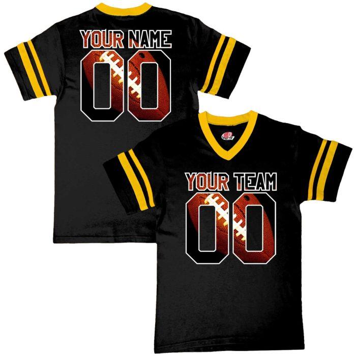discount custom football jerseys