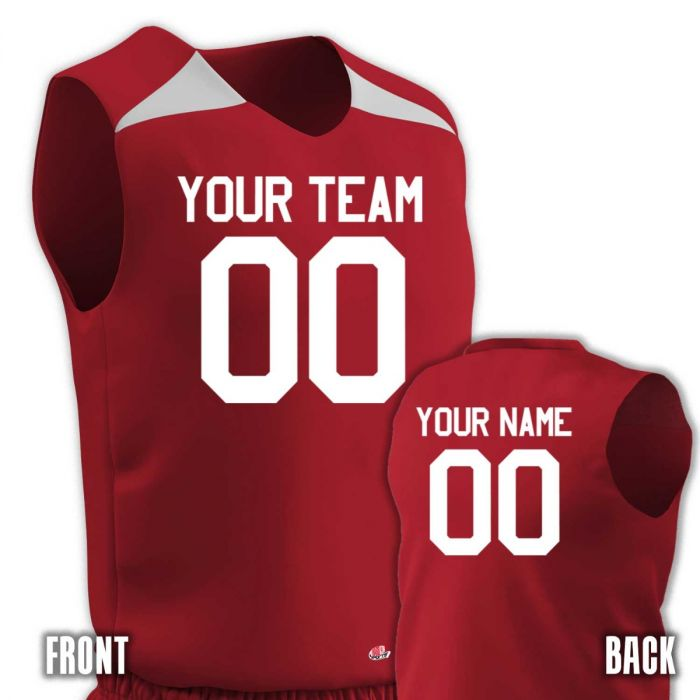 4969a5ab482 Design your own Champro BBJ4 Slam Dunk Dri-Gear Pro-Plus Mesh V-neck Reversible  Basketball Jersey with your team name, player name and numbers in your ...