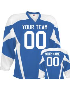 Power Play Custom Hockey Jersey with names and numbers