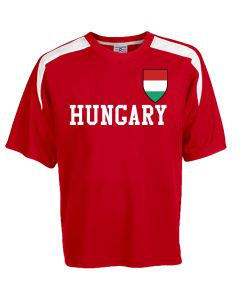 Custom Hungary Soccer Jersey Personalized with Your Names and Numbers