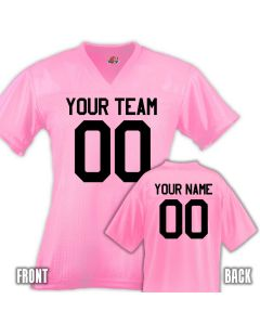 Replica Fan Wear Girl's Football Fan Shirts with Names and Numbers