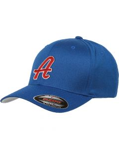 Flexfit Custom Baseball Cotton Blend Cap