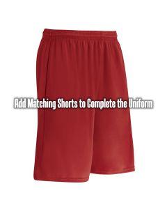 Interlock Silky Feel Dri-gear Moisture Wicking Basketball Short