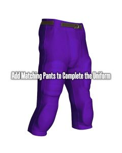 Poly Spandex Football Game Pant