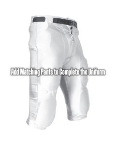 Stretch Dazzle Football Pant With Slots