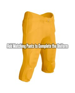 Integrated Football Pant with Pads
