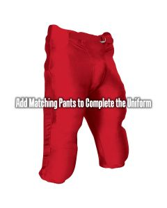 Integrated Football Game Pant W/Built-In Pads