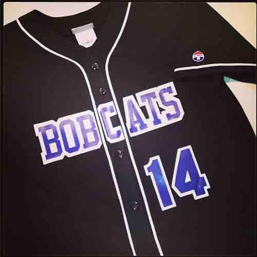 @bobcats #custom #baseball #jerseys
