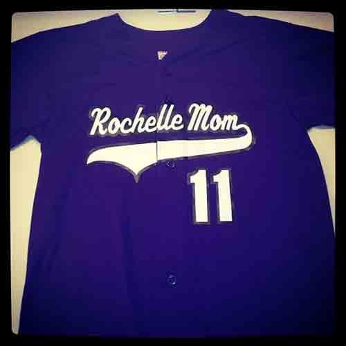 #baseball #mom #jersey