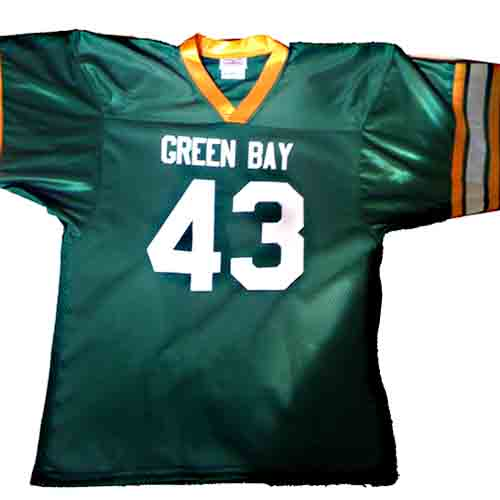 green bay custom fan wear football jersey 1324 teamwork major team jersey  dark green gold white 7b20a175b
