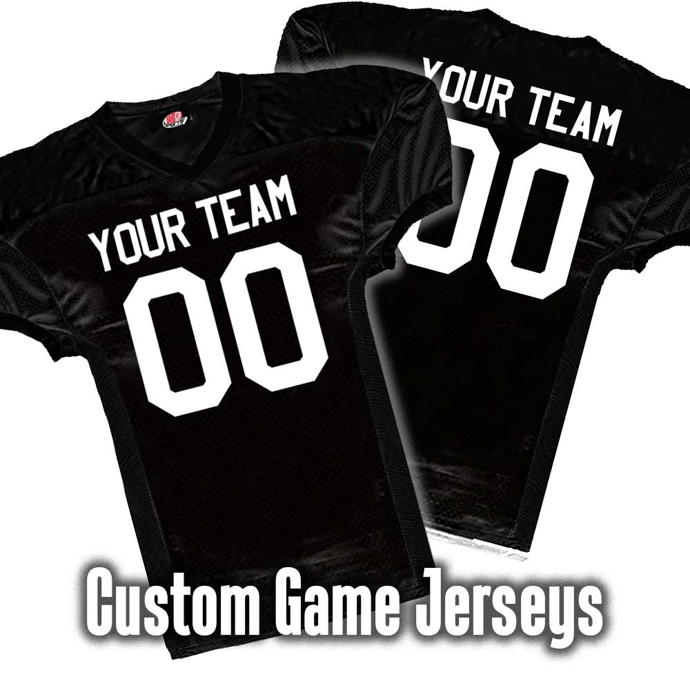 Custom Football Game Jerseys